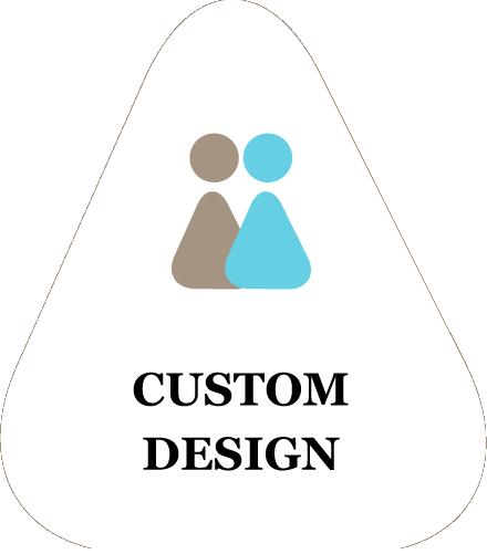 button custom design