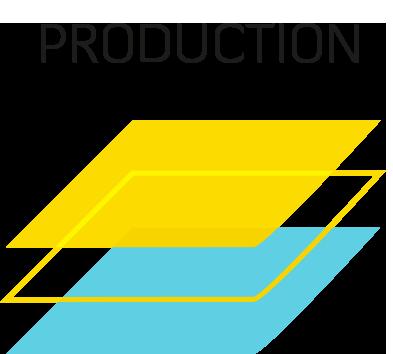 design process - production