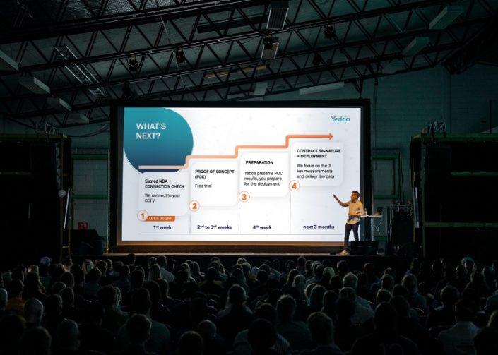 Yedda Presentations Slide Show