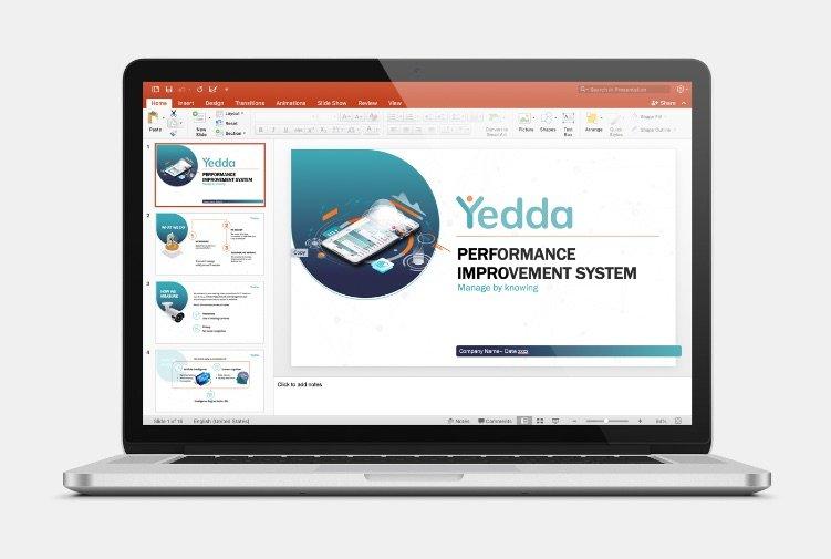 Yedda Presentation Our Services