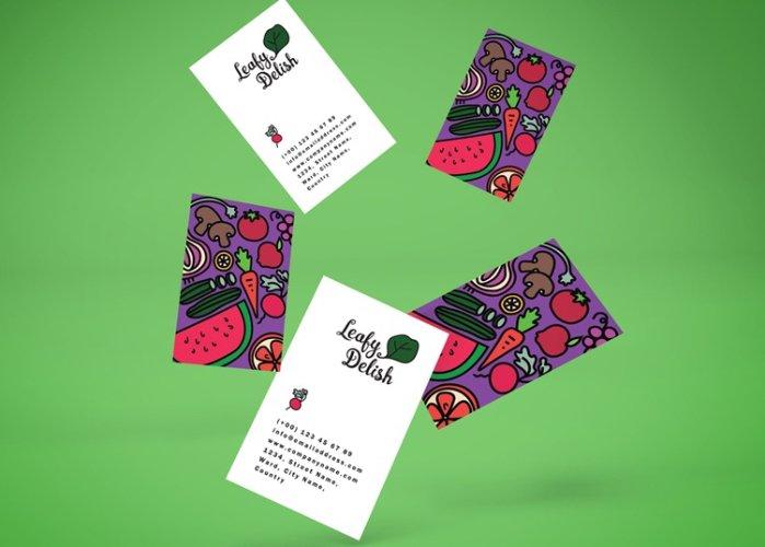 Juice bar_Brand Design
