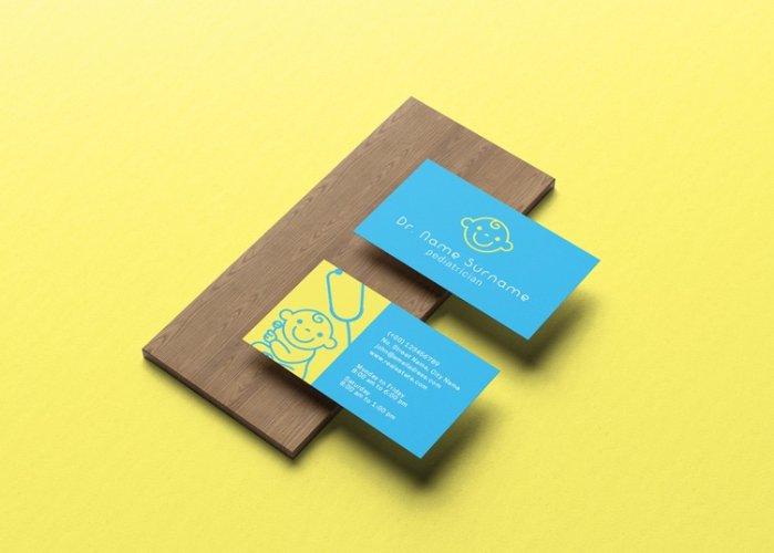 Neonatologist_Stationery & Banner Design