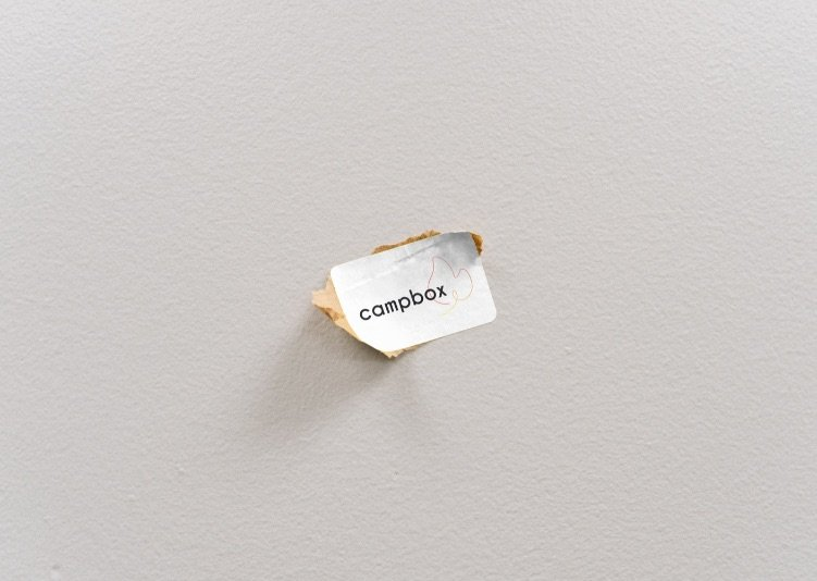 Campbox Stickers Real Product